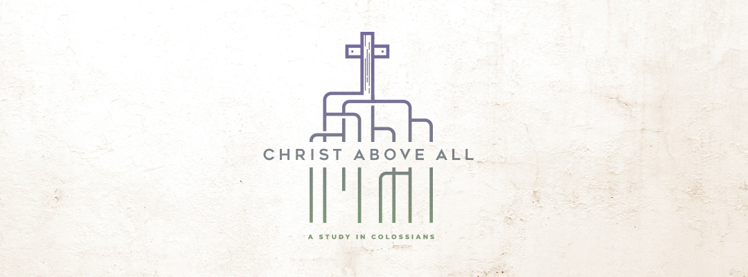 Christ Above All: Intercessor (Jim Nicodem)