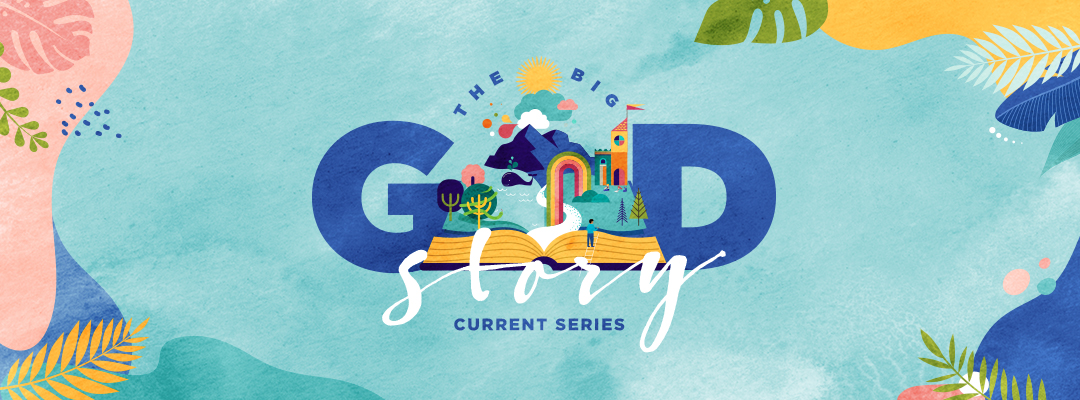 The Big God Story: The Land (Clayton Keenon)