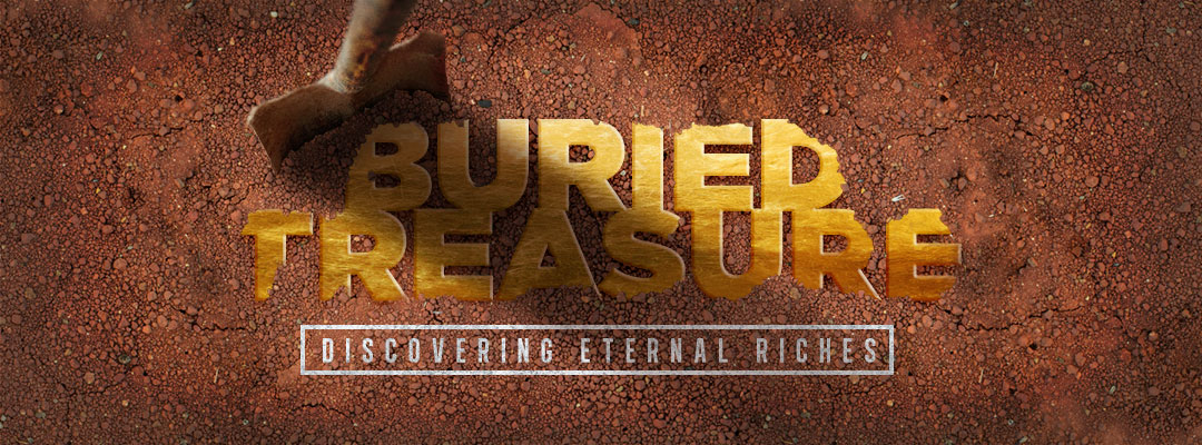 Buried Treasure: God & Money (Jim Nicodem)