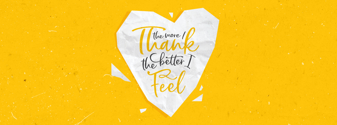 The More I Thank The Better I Feel: Gratitude In Anxiety (Randy Isola)